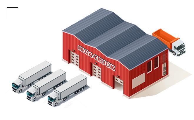 O naszej firmie Mega-Truck
